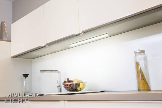 m ller licht 20000078 limon led unterbauleuchte mit bewegungsmelder 10 w warm wei titan. Black Bedroom Furniture Sets. Home Design Ideas