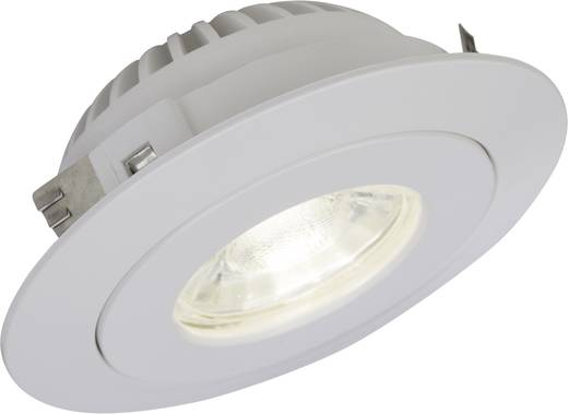 LED-Bad-Einbauleuchte 3er Set 12 W Neutral-Weiß Brilliant G94683/05 ...