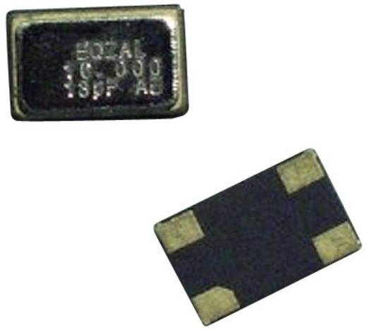 Quarzkristall EuroQuartz QUARZ SMD 3X5 SMD-4 24.576 MHz 12 pF 5 mm 3.2 mm 1 mm 1 St.