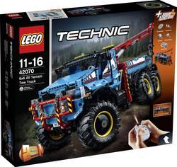 LEGO® TECHNIC 42070 Odtahový vůz