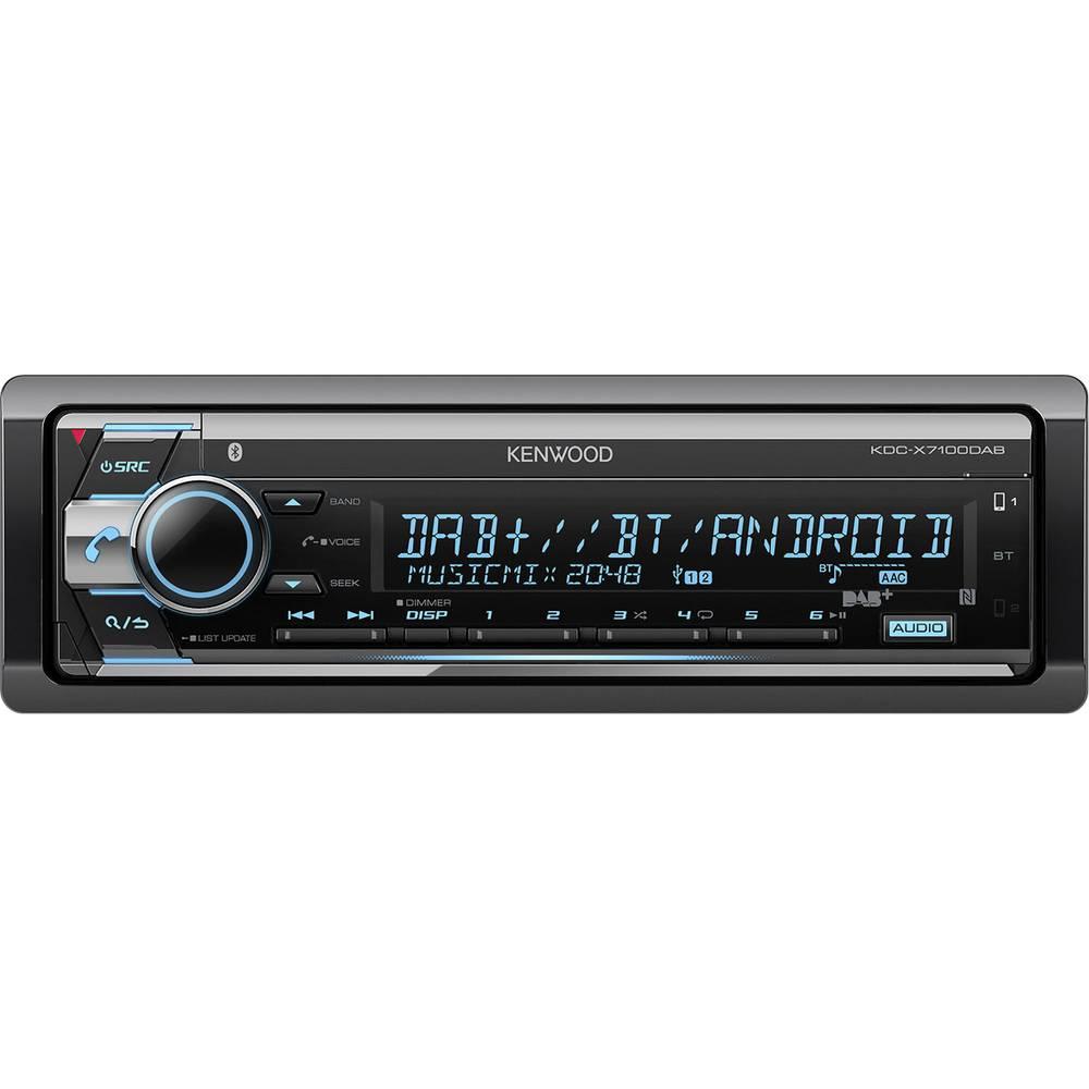 Kenwood KDCX7100DAB Autoradio Anschluss für Lenkradfernbedienung ...