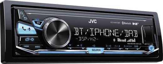 autoradio jvc kd x441dbt ant dab tuner inkl dab antenne. Black Bedroom Furniture Sets. Home Design Ideas