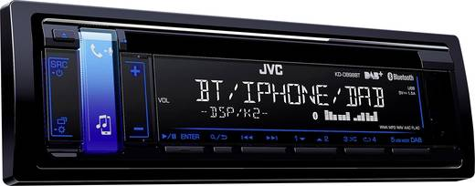 autoradio jvc kddb98 ant dab tuner inkl dab antenne. Black Bedroom Furniture Sets. Home Design Ideas