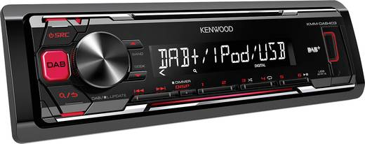 kenwood kmmdab403 autoradio dab tuner anschluss f r. Black Bedroom Furniture Sets. Home Design Ideas