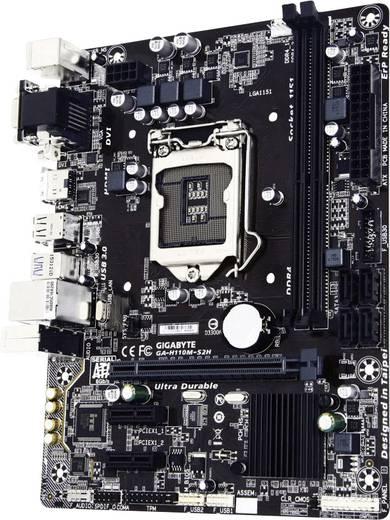 Mainboard Gigabyte H110M-S2H Sockel Intel® 1151 Formfaktor ...