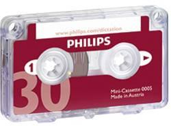 Diktiergerät Kassette von Philips