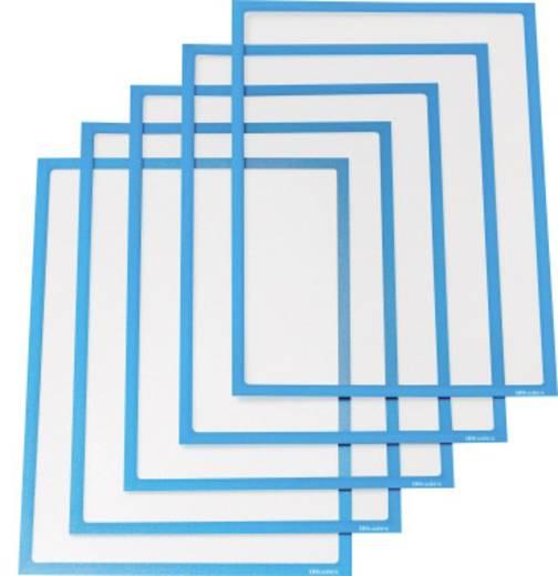 ultradex sammelmappe 889007 din a4 blau 5 st. Black Bedroom Furniture Sets. Home Design Ideas