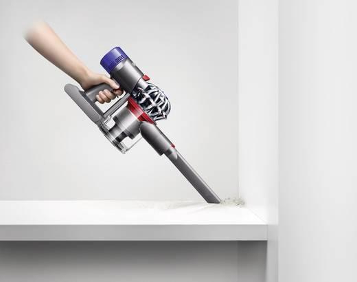 dyson V8 Absolute Akku-Handstaubsauger 21.6 V 115 W max. Gelb, Nickel