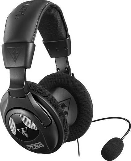 turtle beach px24 surround sound gaming headset f r ps4. Black Bedroom Furniture Sets. Home Design Ideas