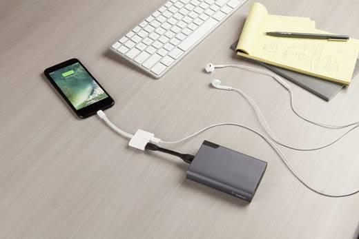 belkin iphone audiokabel ladekabel 1x apple lightning. Black Bedroom Furniture Sets. Home Design Ideas