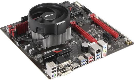 PC Tuning-Kit (Media) AMD Ryzen 5 (4 x 3.5 GHz) 8 GB Micro-ATX
