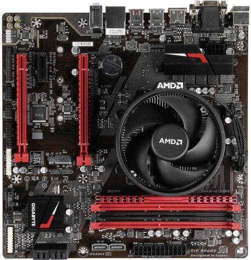 Renkforce PC Tuning-Kit (Media) AMD Ryzen 5 (4 x 3.5 GHz) 8 GB Micro-ATX