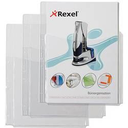 Image of Acco-Hetzel Sammelhülle 22679490 DIN A4 Transparent 5 St.