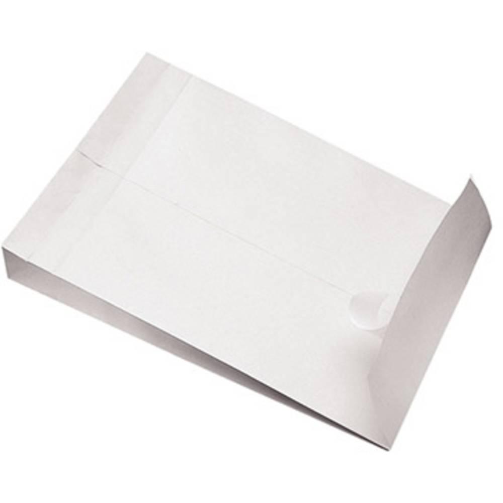 1554602 Vikpåse  Vit Användning papperformat=DIN B4  250 st/paket  250 st