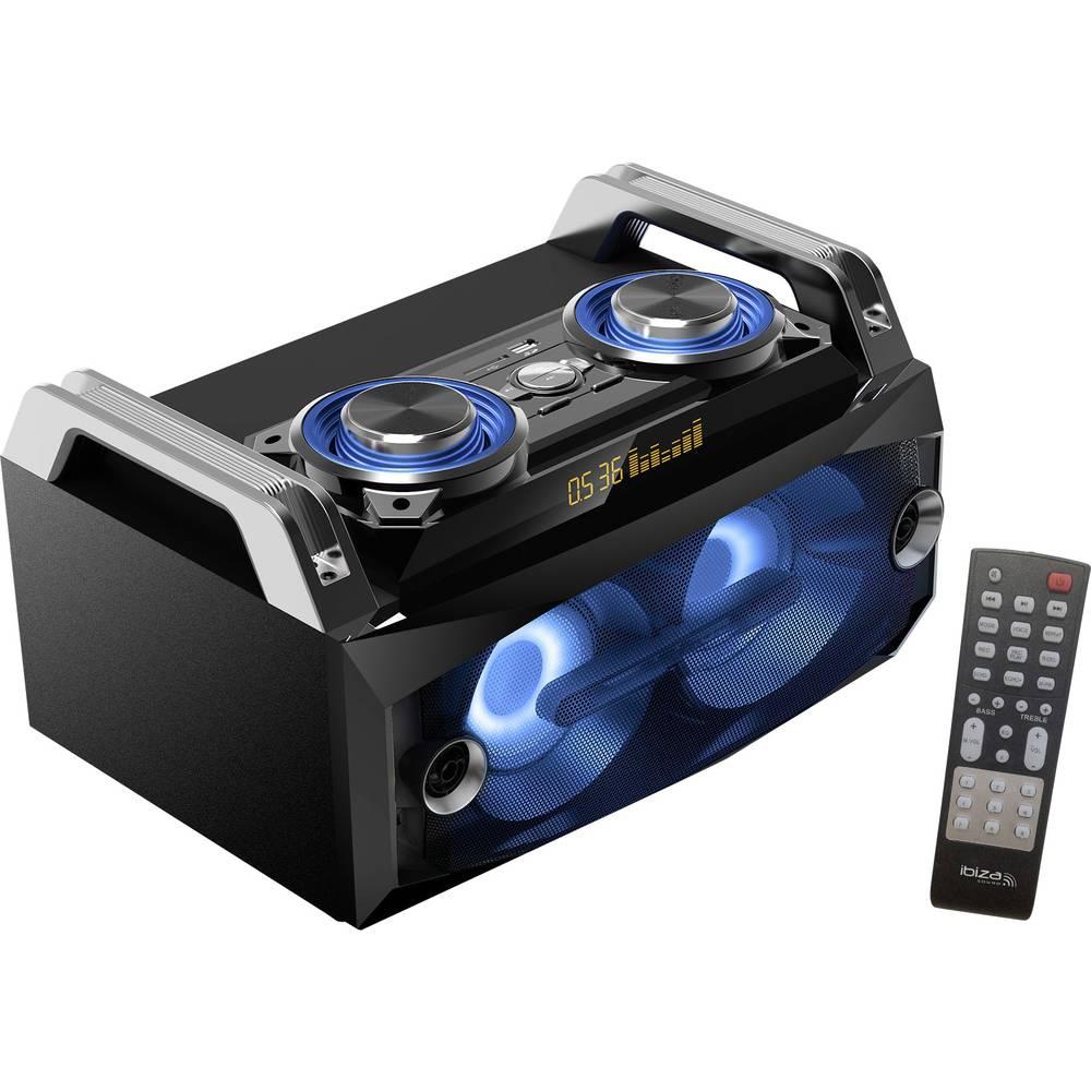 Ibiza Sound SPLBOX120 Bluetooth luidspreker