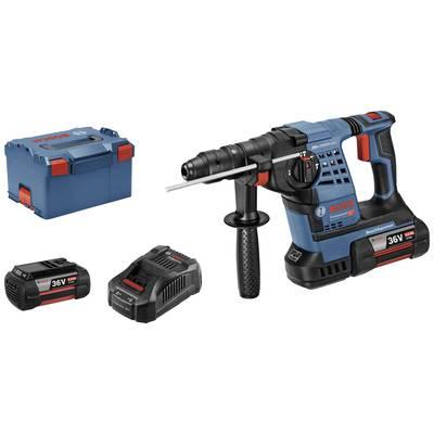Bosch Professional GBH 36 V-LI Plus SDS-Plus-Akku-Bohrhammer 36 V 6 Ah Li-Ion inkl. 2. Akk Preisvergleich