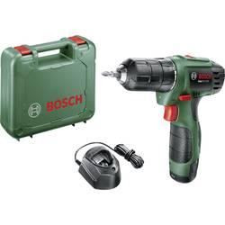Aku vŕtací skrutkovač Bosch Home and Garden EasyDrill 1200 06039A210A, 12 V, 1.5 Ah, Li-Ion akumulátor