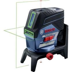 Bodový a čiarový laser samonivelačná Bosch Professional GCL2-50 CG+RM2, Dosah (max.): 20 m, Kalibrované podľa: bez certifikátu
