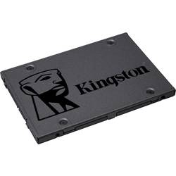"Interní SSD pevný disk 6,35 cm (2,5"") 240 GB Kingston SSDNow A400 Retail SA400S37/240G SATA 6 Gb/s"