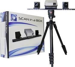 Image of SCAN in a BOX Structured Light 3D Scanner