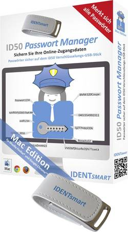 Image of IDENTsmart ID50 Passwort-Manager