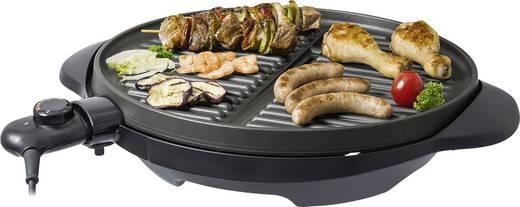 stand elektro grill steba germany vg 250 grill fl che durchmesser 400 mm schwarz silber kaufen. Black Bedroom Furniture Sets. Home Design Ideas