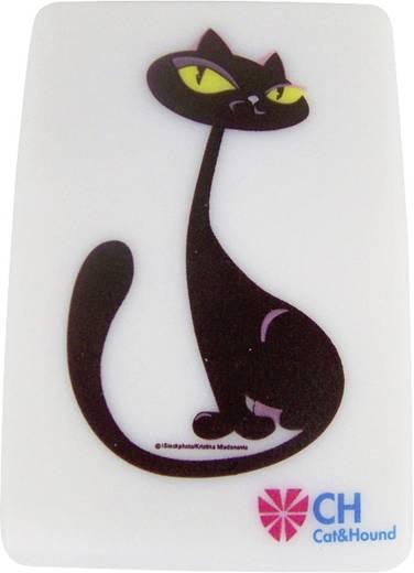 Haustier-Türklingel Cat & Hound Cat doorbell Weiß 1 St.