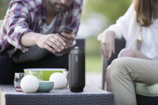 Bluetooth® Lautsprecher Philips BT7700B spritzwassergeschützt, AUX Schwarz