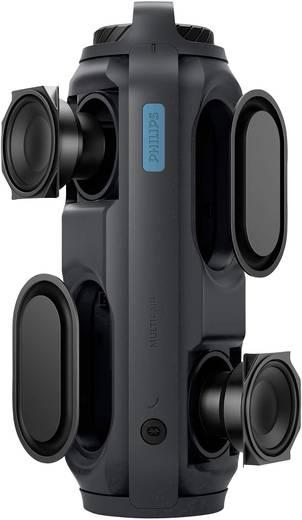 Philips BT7700B Bluetooth® Lautsprecher spritzwassergeschützt, AUX Schwarz