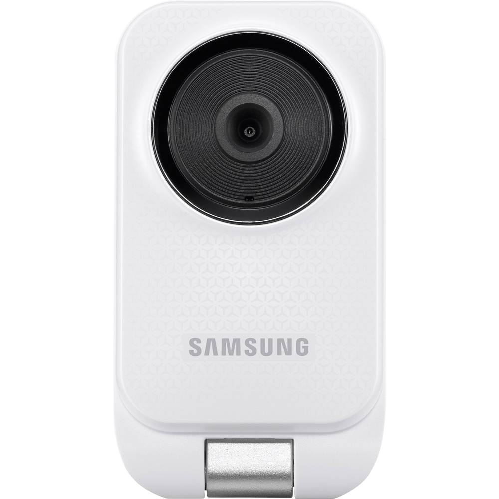 Cam ra de surveillance pour l 39 int rieur wi fi samsung snh v6110bn - Camera wifi interieur ...
