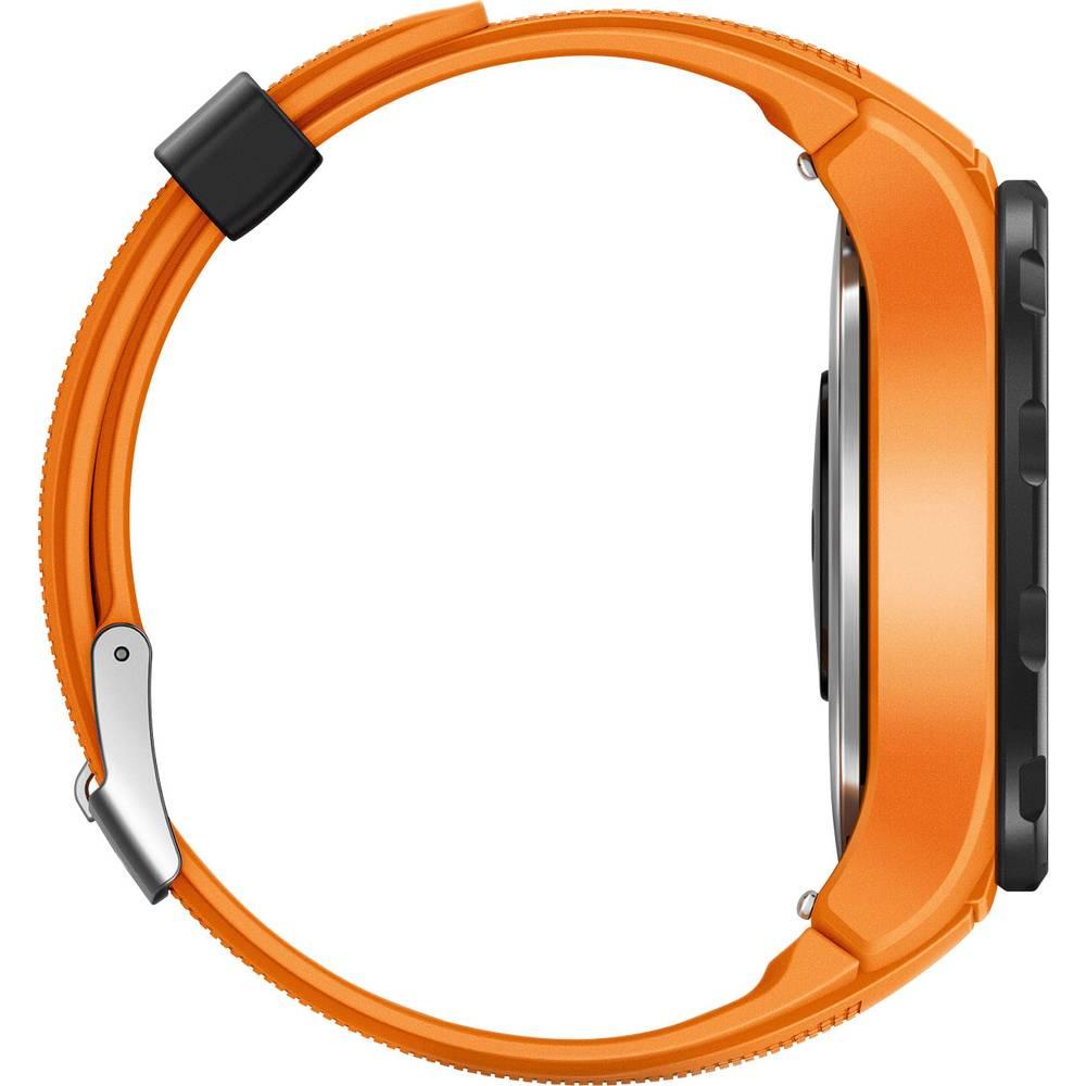 montre connect e huawei watch 2 lte orange sur le site internet conrad 1555565. Black Bedroom Furniture Sets. Home Design Ideas