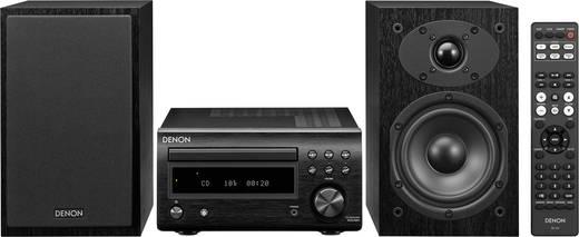 Denon D M41 Dab Stereoanlage Bluetooth Cd Dab Ukw 60 W Schwarz