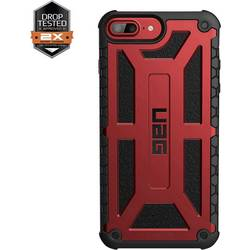 Image of uag Monarch iPhone Outdoorcase Passend für: Apple iPhone 6S Plus, Apple iPhone 7 Plus, Apple iPhone 8 Plus, Rot