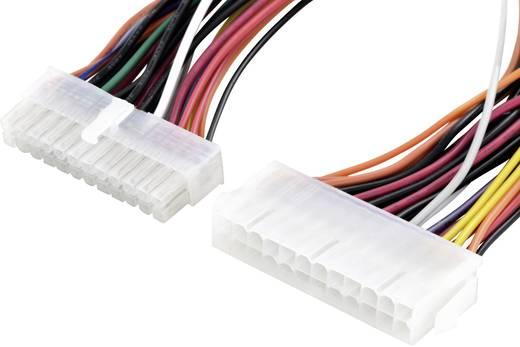 Computer, Strom Kabel [1x ATX-Strom-Stecker 24pol. - 1x ATX-Strom ...