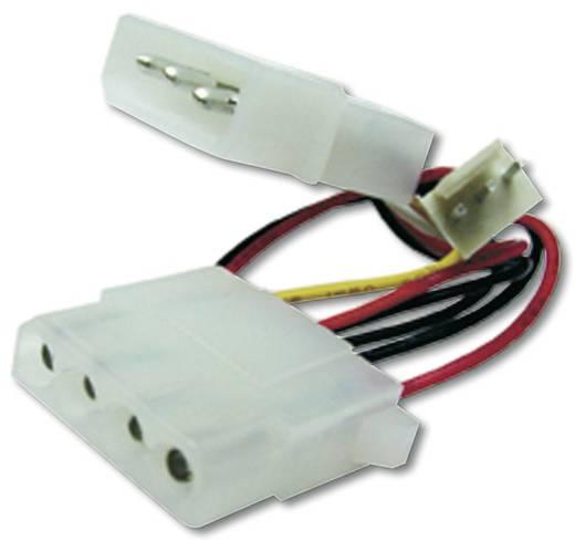 PC-Lüfter, Computer, Strom Kabel [1x IDE-Strom-Stecker 4pol. - 1x PC ...