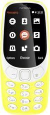 Nokia 3310 Dual-SIM-Handy Gelb - Das Kult-Handy...
