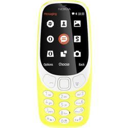 Nokia 3310 mobilní telefon Dual SIM žlutá