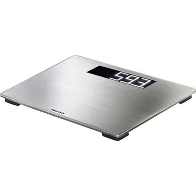 Soehnle Safe 300 Digitale Personenwaage Wägebereich (max.)=180 kg Edelstahl (gebürstet) Preisvergleich