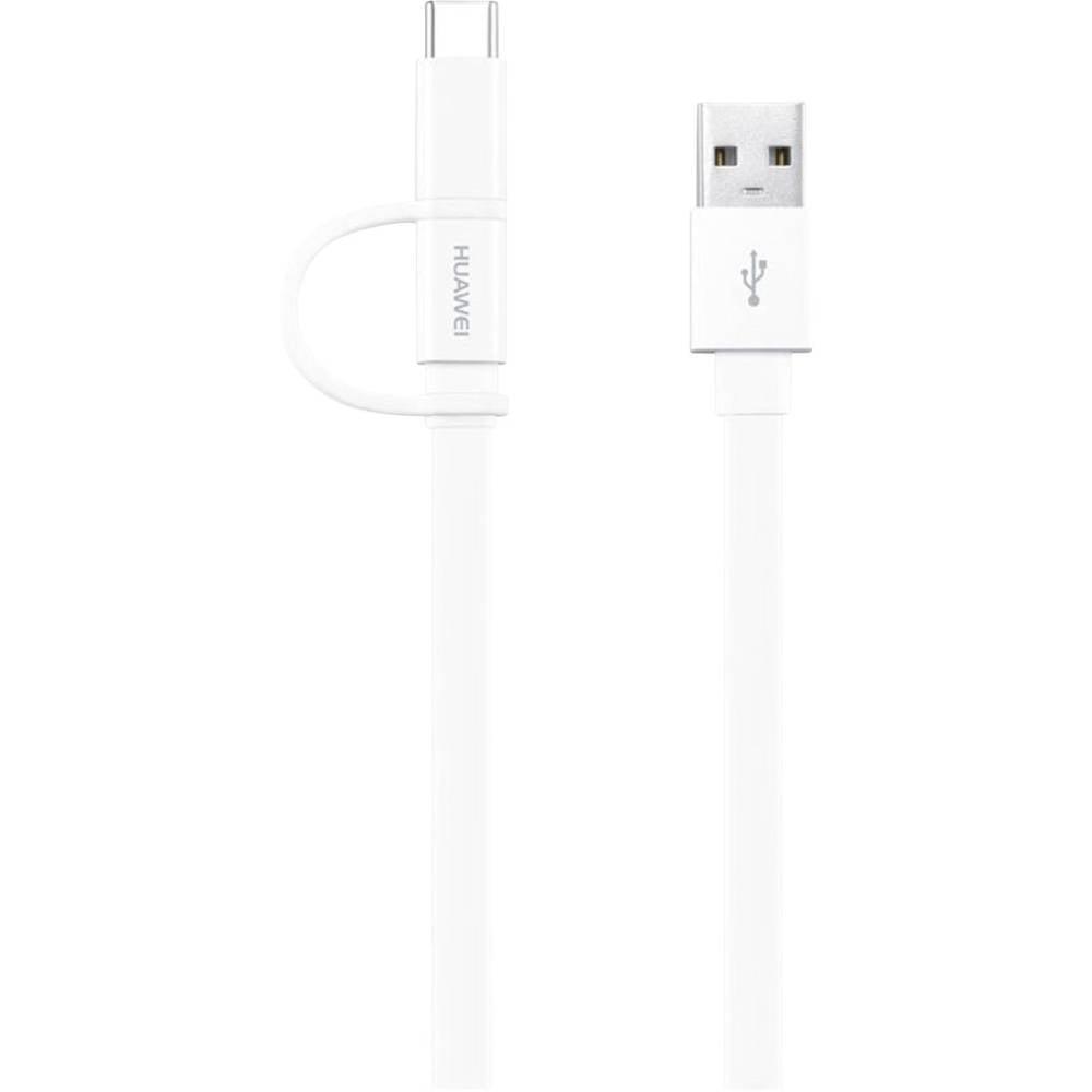Huawei l2-in-1 Micro USB-USB-C kabel