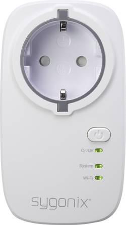 Chytrá spínací a měřicí zásuvka s Wi-Fi Sygonix CP1M vnitřní