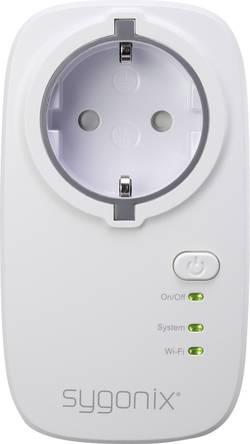 Chytrá spínací zásuvka s Wi-Fi Sygonix CP1 vnitřní