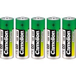 Špeciálny typ batérie 23 A alkalicko-mangánová, Camelion LR23, 55 mAh, 12 V, 5 ks