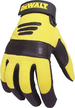 Image of Arbeitshandschuh Größe (Handschuhe): L Dewalt DEWPERFORM 2 DPG21L EU 1 Paar