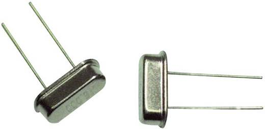 Quarzkristall EuroQuartz QUARZ HC49/US HC49/4H 7.3728 MHz 18 pF (L x B x H) 3.68 x 10.26 x 3.5 mm