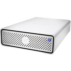 "Externí HDD 8,9 cm (3,5"") G-Technology G-Drive TB, 4 TB, Thunderbolt 3, USB-C™ USB 3.1, stříbrná"