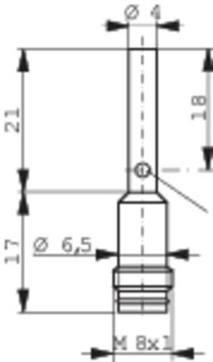 Induktiver Näherungsschalter 4 mm bündig PNP Contrinex DW-AS-623-04