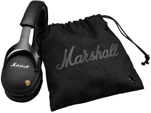 bluetooth hifi kopfh rer marshall monitor over ear. Black Bedroom Furniture Sets. Home Design Ideas