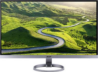 Monitor LED (27 pollici) Acer H277H Classe energetica A 1920 x 1080 Pixel HD 1080 p 4.00 ms VGA, DVI, HDMI ™ IPS LED