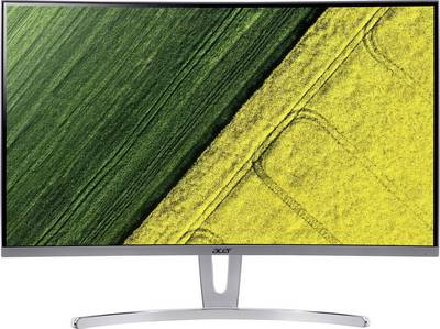 Monitor LED (27 pollici) Acer ED273 Classe energetica A 1920 x 1080 Pixel HD 1080 p 4.00 ms DVI, VGA, HDMI ™, Audio ster