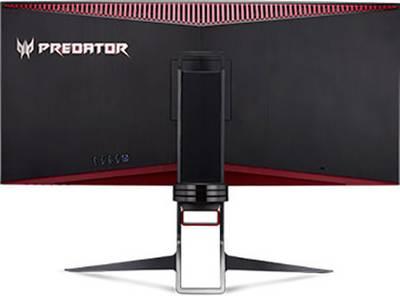 Monitor LED (35 pollici) Acer Predator Z35P Classe energetica B 3440 x 1440 Pixel 4.00 ms HDMI ™, DisplayPort, USB 3.0,